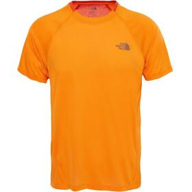 The North Face M's Better Than Naked S/S Shirt Exuberance Orange/Tibetan Orange